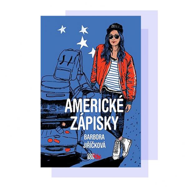 americké zápisky barbora jiříčková kniha