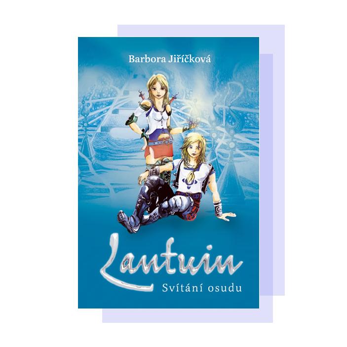 Lantuin: Svítání Osudu - podepsaný výtisk
