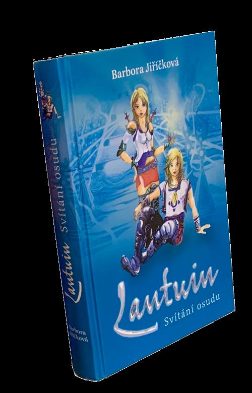 lantuin barbora jiříčková kniha