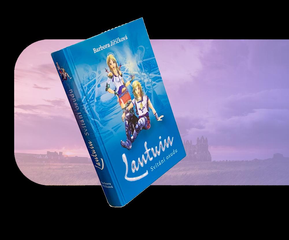 lantuin kniha barbora jiříčková