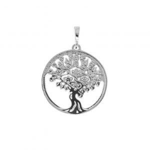 stříbrný přívěsek strom moudrosti