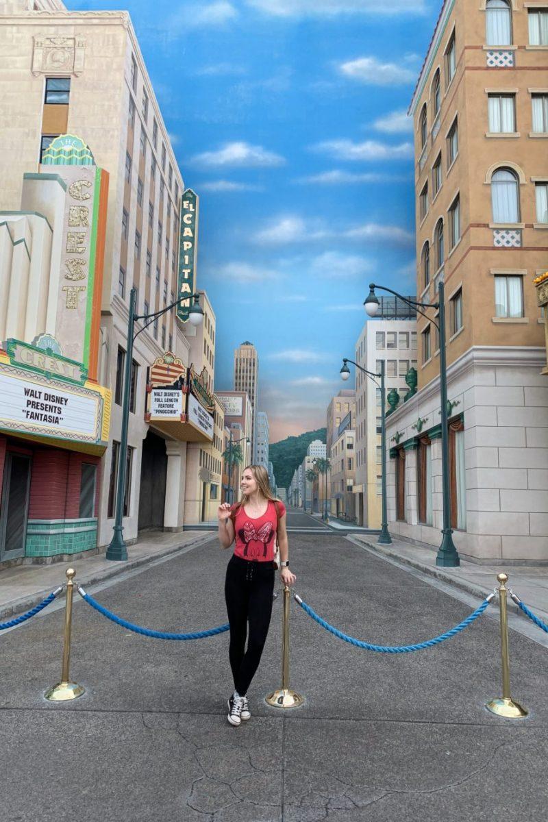 hollywood disney california adventure jirickova
